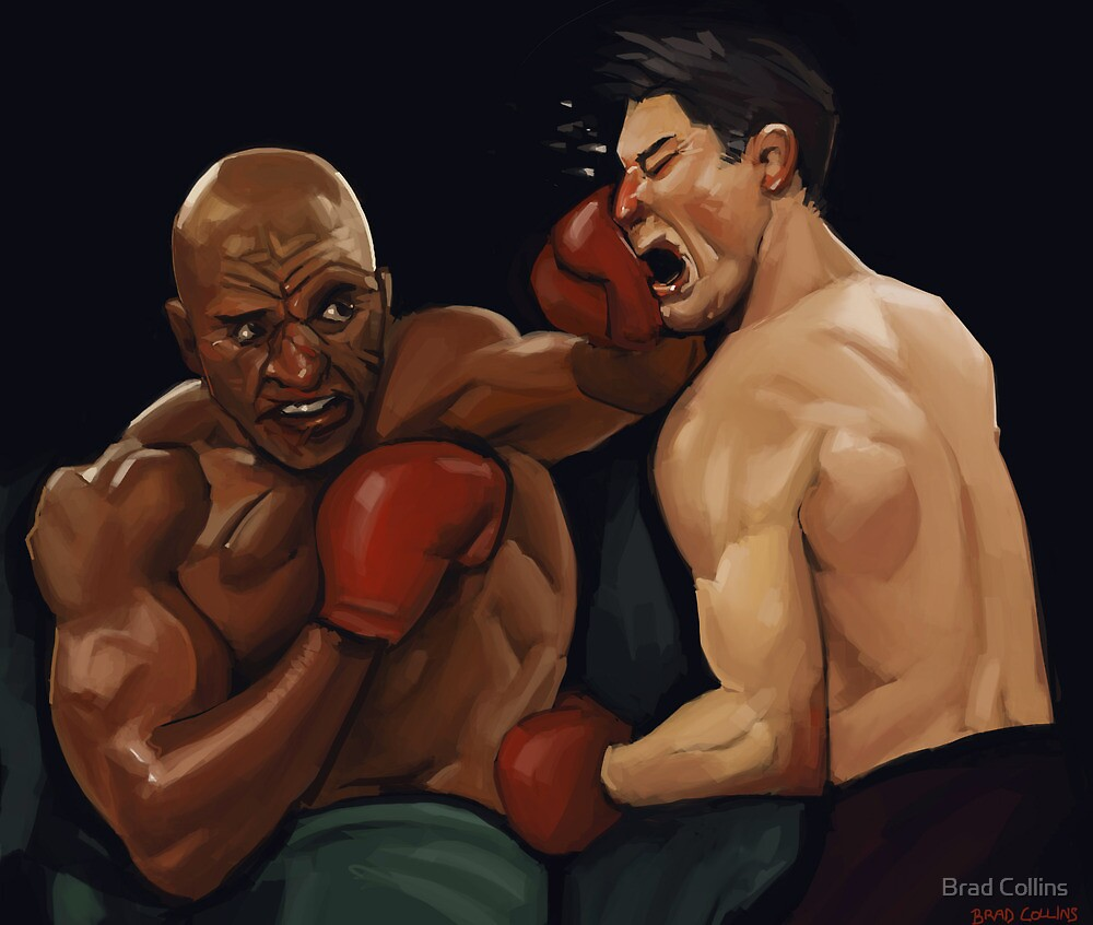 The Boxer by Brad Collins
