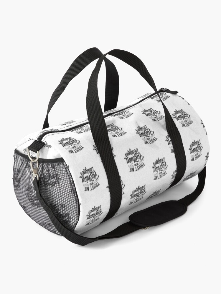 Alternate view of Fashion Design Fashion Designer Duffle Bag