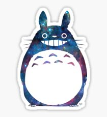 Galaxy Nachbar Sticker