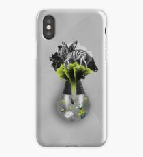 There's ecology in every drop iPhone Case/Skin