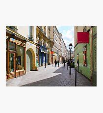Parisian Mosaic - Piece 31 Photographic Print