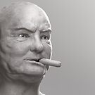 Visions - Churchill by modernagestudio