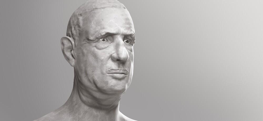 Visions - de Gaulle by modernagestudio