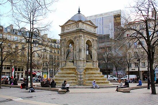 Parisian Mosaic - Piece 33 by Igor Shrayer