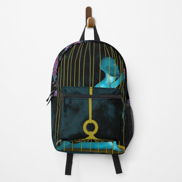 In search of freedom Backpack