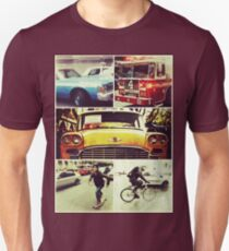 New Yorks Finest Print T-Shirt