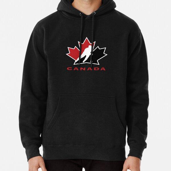 BEST SELLER - Team Canada Logo Merchandise Pullover Hoodie