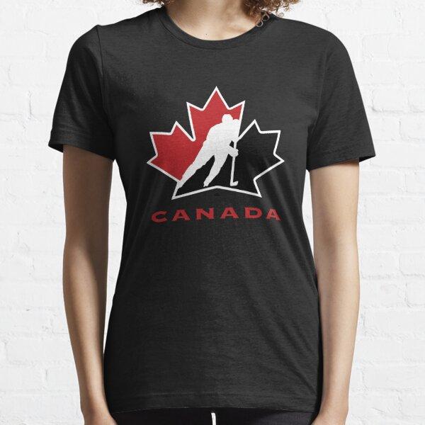 BEST SELLER - Team Canada Logo Merchandise Essential T-Shirt