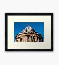 Radcliffe Camera Oxford England Framed Print