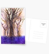 If you go down to the woods today you're sure of a big surprise. Postcards