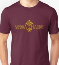 Sierra Madre Casino & Hotel Slim Fit T-Shirt