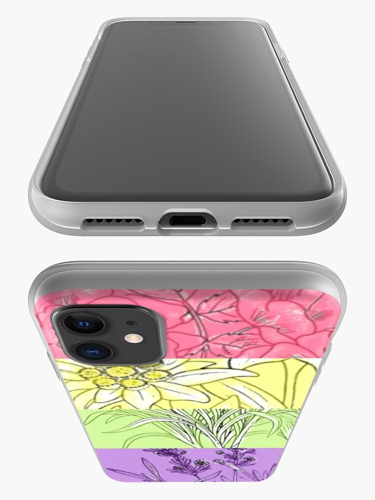 Alternative Ansicht von NATUR LOGO iPhone-Hülle & Cover