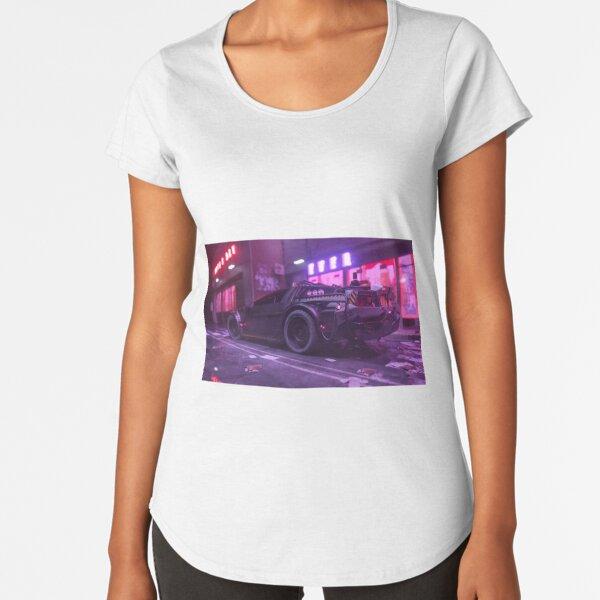 New Delo Premium Scoop T-Shirt