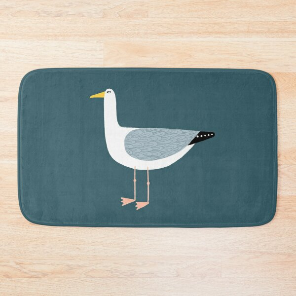 Seagull Standing Bath Mat
