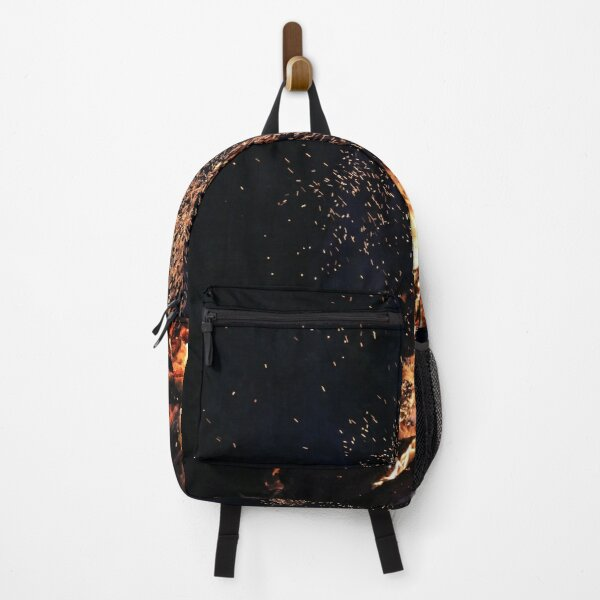 Ash Blazed bornfire Backpack