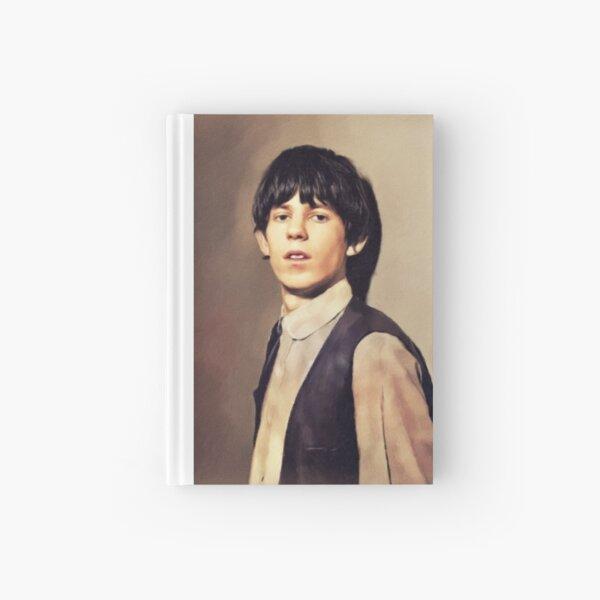 Keith Richards, Music Legend Hardcover Journal