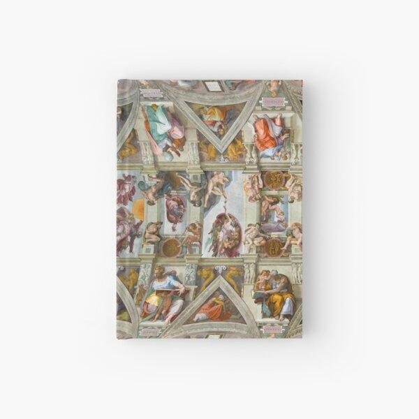 Michelangelo - The Sistine Chapel  Hardcover Journal