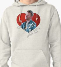 I Love Luci Pullover Hoodie