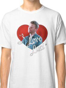 I Love Luci Classic T-Shirt