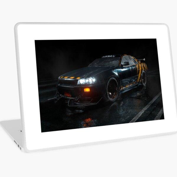 Skyline R34 Laptop Skin