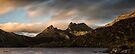 Cradle Mountain Panorama by Mieke Boynton