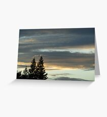 Beauty in Saddness Greeting Card
