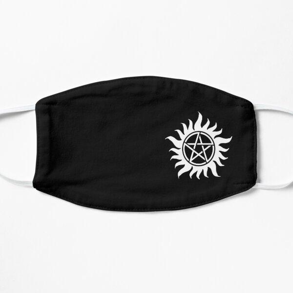 Supernatural, Anti Possession Symbol, Face Mask, Flat Mask