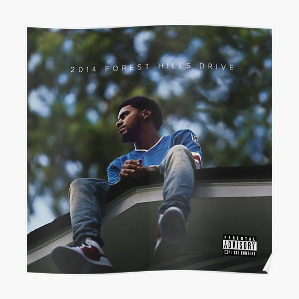 2014 Forest Hills Drive poster Poster