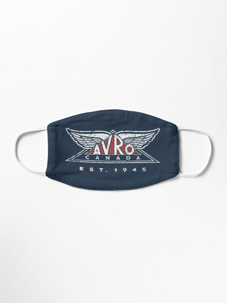 Alternate view of Avro Canada Logo Mask