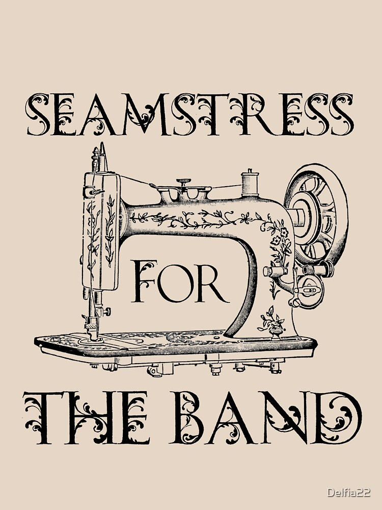 TShirtGifter presents: Seamstress for the band | Women's T-Shirt