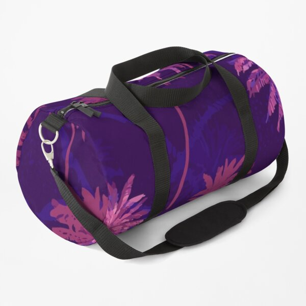Beautiful pattern tropical Duffle Bag