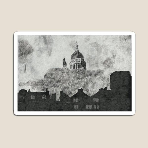 The London Blitz September 1940. Magnet