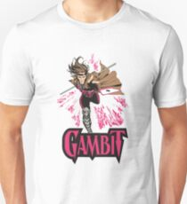 Gambit Superheroes T-Shirt T-Shirt