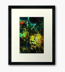 Underwater Symphony Framed Print