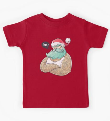 Hipsta Claus Kids Clothes