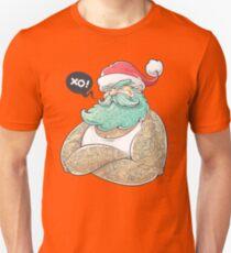 Hipsta Claus Unisex T-Shirt