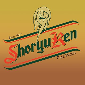 Shoryuken pale pilsen by AthenaLeonti