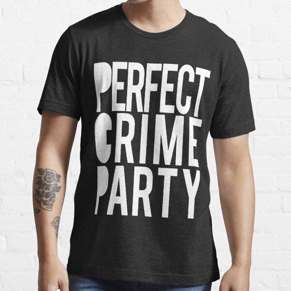 Bakuman: Perfect Crime Party black t-shirt Essential T-Shirt