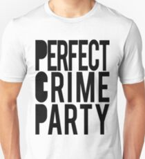 Bakuman: Perfect Crime Party white t-shirt Unisex T-Shirt