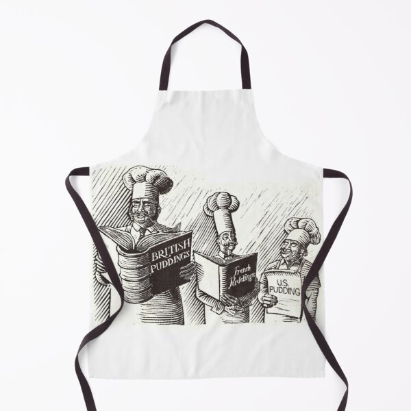 Pudding Apron