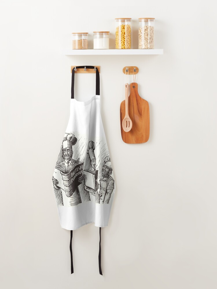 Alternate view of Pudding Apron