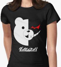 Dangan Ronpa- Monokuma shirt Women's Fitted T-Shirt