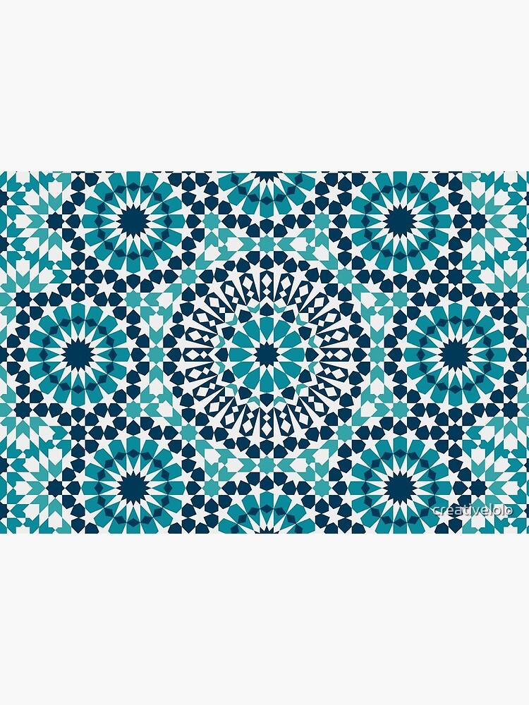 Moroccan tiles 2 by creativelolo