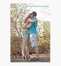 She Said Yes ~ Photographic Print