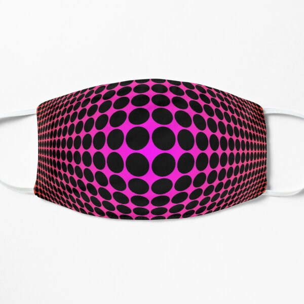 Victor Vasarely Homage 153 Mask