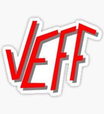 RIP Jeff Hanneman Sticker