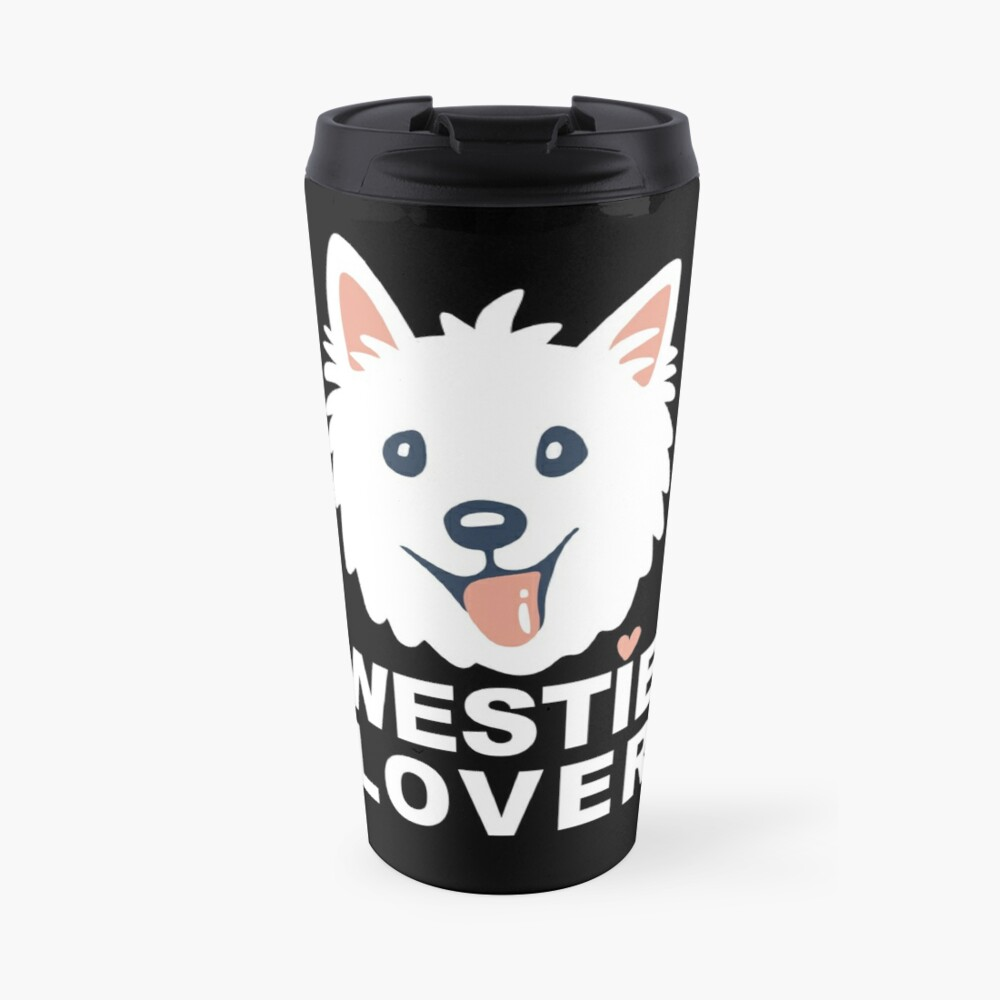 Westie Lover Travel Mug