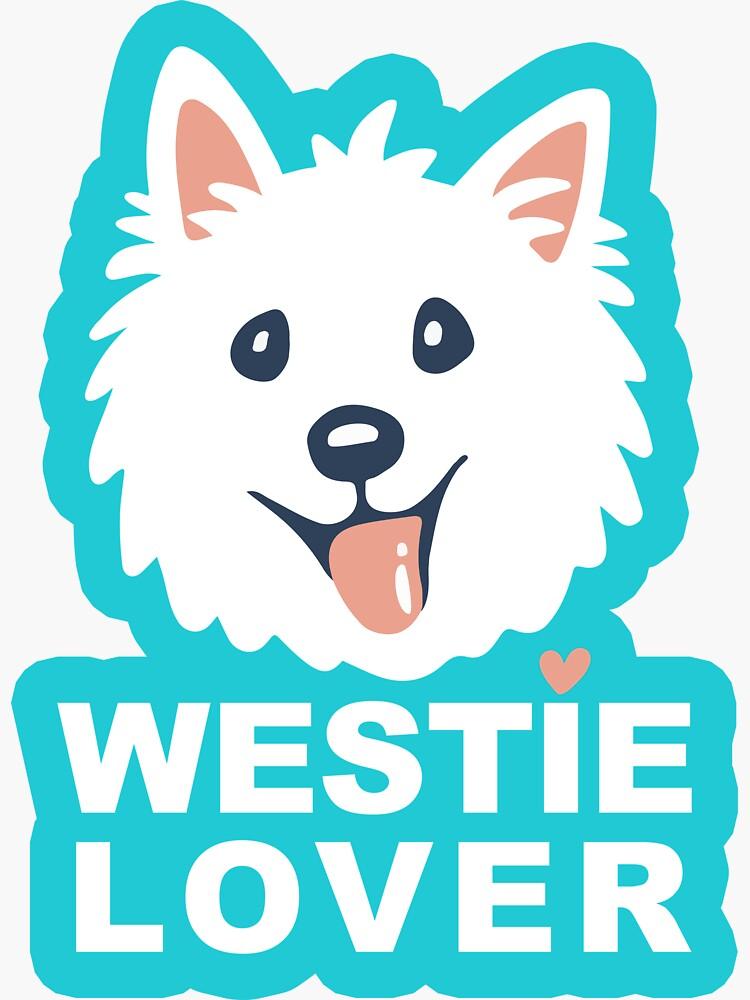 Westie Lover by mirunasfia