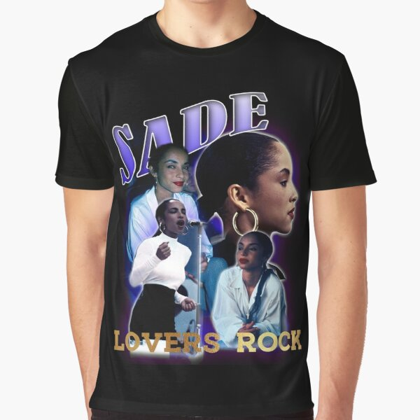 SADE bootleg tee shirt merch Graphic T-Shirt