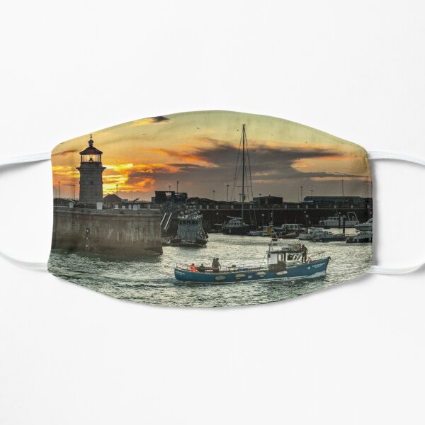 Ramsgate Harbour Boats Mask